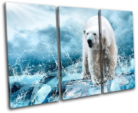 Polar Bear Animals - 13-0985(00B)-TR32-LO